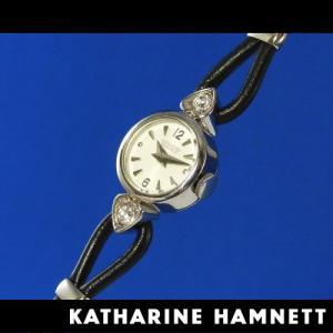 キャサリン ハムネット【KATHARINE HAMNETT】 アンティーク ラウンド|jwo-bessho
