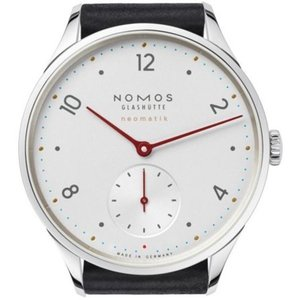 ノモスは安心の正規販売店で NOMOS ミニマティック minimatik ホワイト ネオマティック neomatik 日本正規品|jwo-bessho