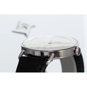 ノモスは安心の正規販売店で NOMOS METRO メトロ 37mm デイト パワーリザーブ 日本正規品|jwo-bessho|05