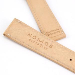 ノモス NOMOS ネオマティック用 純正カウハイドベルト 17mm 18mmm 送料別 正規輸入品|jwo-bessho|03