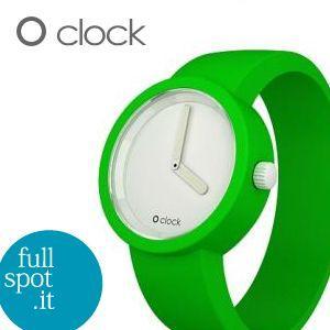 オクロック 【O clock】 グリーンアップル(黄緑) イタリア生まれのアートウォッチ|jwo-bessho