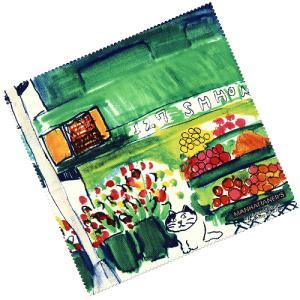 メガネクロス 【マンハッタナーズ】 『グリーン・ストリートの猫』|jwo-bessho