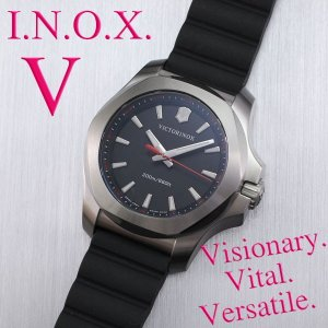 ビクトリノックスは安心の正規販売店で  ビクトリノックススイスアーミー VICTORINOX INOX V イノックスV 37mm ブラック 正規輸入品 jwo-bessho