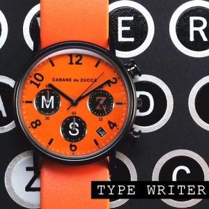 安心のロングサポート!>>カバン・ド・ズッカ ZUCCa Typewriter タイプライター オレンジ|jwo-bessho