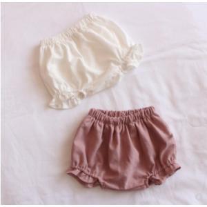 ベビー ブルマ パンツ 女の子 新作 ベビー服 かわいい 格安 おしゃれ 子供 赤ちゃん ズボン b...