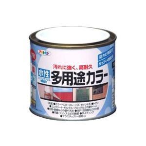 【商品名】 水性多用途カラー 黄色 1/5L【5個セット】 【ジャンル・特徴】 内容量:1/5L