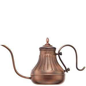 【商品名】 Kalita(カリタ) 銅ポット900 (コーヒーポット/ドリップポット) 52017
