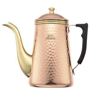 【商品名】 Kalita(カリタ) 銅ポット1.5L (コーヒーポット/ドリップポット) 52021