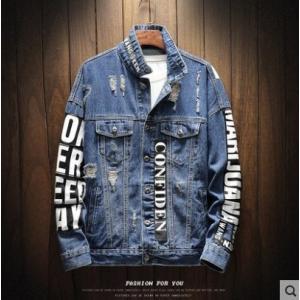 メンズ デニムジャケット ブルゾン ジャケット アウター 長袖 ジージャン ファッション 2020 ...