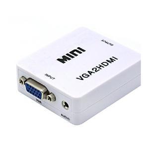 VGAtoHDMI出力用コンバーター|jxshoppu
