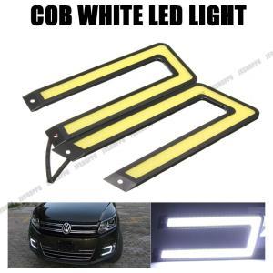 LED デイライトフォグランプ 白 ホワイト U字|jxshoppu