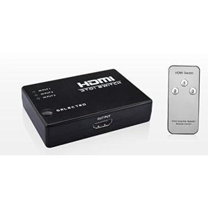 HDMI切替器 3台用 HDMIセレクター 3入力1出力|jxshoppu