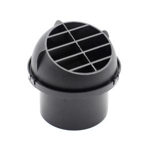 FFヒーター エアパーキングヒーター専用 温風吹出口 送風グリル 60mm 75mm 方向調整可能|jxshoppu