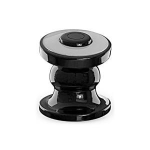 車載 スマートフォンホルダー 車載ホルダー スマホホルダー ブラック 黒 マグネット式 360度回転 スマホ全機種対応 iPhone|jxshoppu