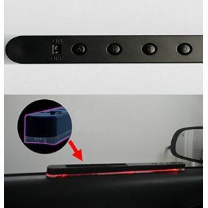 カー用内装LEDライト配線不要簡単設置愛車に存在感を漂わせる ソーラー車用LEDライト|jxshoppu
