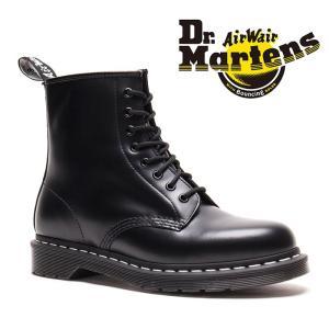 ドクターマーチン DR.MARTENS CORE 1460 ホワイトウェルト 8ホール ブーツ 24...