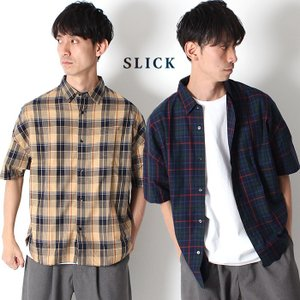 ■Brand Name■ SLICK スリック  ■Item Name■ Tartan Check ...