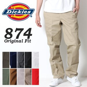 【Brand Name】 Dickies ディッキーズ  【Item Name】 874 Work ...