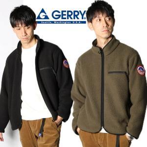 [20%OFF]GERRY ジェリー もこもこ フリース ボアジャケット POLARTEC300 J...