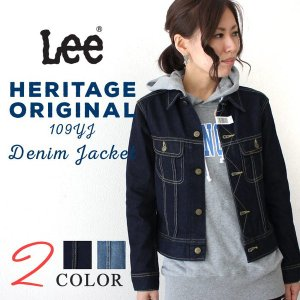 Lee リー HERITAGE ORIGINAL 109YJ ヘリテージオリジナル デニムジャケット...