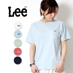 【Brand Name】 Lee リー  【Item Name】 Lee U-neck T shir...