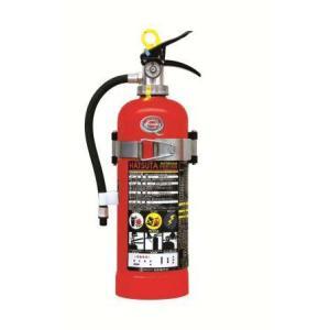 【初田製作所 ハツタ】2017年製 自動車用粉末(ABC)消火器[PEP-10V]|jyakudenkan