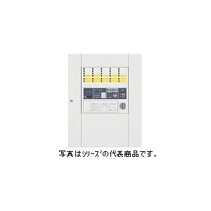 【Panasonic パナソニック】フレキシブルP-1シリーズP型1級複合受信機 10回線壁掛型(自火報兼用、5回線・自火報防排煙兼用 5回線)[BVF3310H]|jyakudenkan