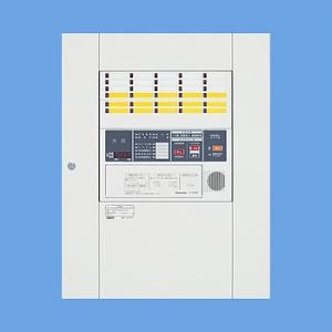 【Panasonic パナソニック】フレキシブルP-1シリーズP型1級複合受信機 30回線壁掛型(自火報兼用、15回線・自火報防排煙兼用 15回線)[BVF3330H]|jyakudenkan