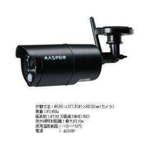 【MASPRO マスプロ電工】増設用カメラ[WHC7M-C] jyakudenkan