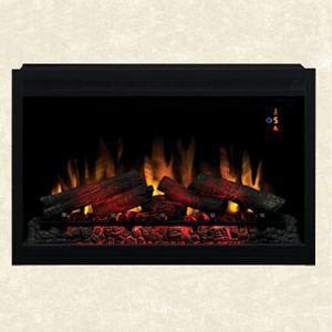 【LLOYD GRANDE/ロイドグランデ】電気式暖炉ビルトイン&コンパクトライン/36インチ 1440W(1440W/100V)(専用昇圧トランス付)(リモコン付)|jyakudenkan