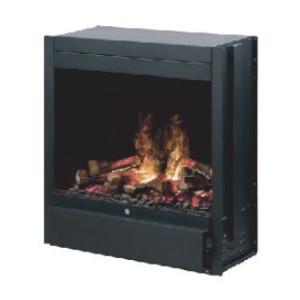【ディンプレックス/Dimplex】電気式暖炉オプティミスト/25インチビルトイン電気式暖炉(1000W/100V) jyakudenkan