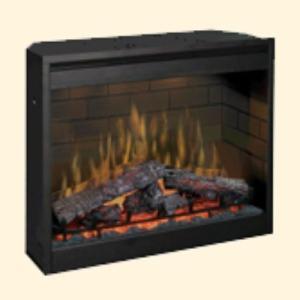 【ディンプレックス/Dimplex】電気式暖炉オヴェーション・30インチシリーズ/電気式暖炉本体オヴェーションDF3015(1000W/100V) jyakudenkan