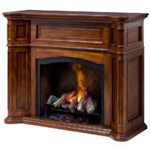 【ディンプレックス/Dimplex】電気式暖炉オプティミストシリーズ/オープンハース専用暖炉棚/トンプソン jyakudenkan