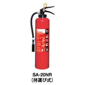 【ヤマトプロテック】粉末(ABC)消火器 SSA・SAシリーズ[SA-20NR]|jyakudenkan