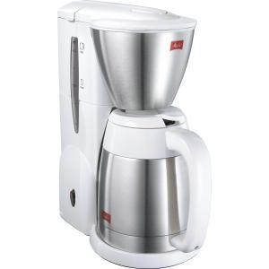 ステンレス製の保温ポットを採用しました。・ステンレス製真空二重ポットだから保温性があり、コーヒーが煮...