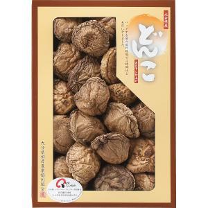 ●どんこ椎茸55g  化粧箱入 箱サイズ:約17.5×25×3.5cm 箱重量:約190g ...
