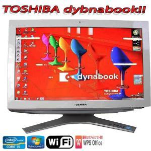 ☆東芝/dynabook Qosmio D710/T7BW (PD710T7BBFW) リュクスホワ...