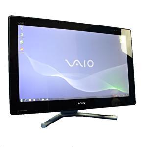 ★限定1台★ 中古 一体型パソコン ソニー VAIO VPCL225FJBI ブラック Core i...