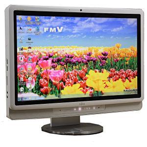 限定1台 中古 一体型パソコン 富士通 ESPRIMO FH55/CD Core i5 M560 2.66GHz メモリ4GB HDD1.5TB Windows7 64bit 20インチ Blu-rayドライブ 初期設定済|jyohokaikan-ys