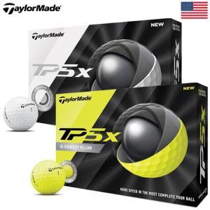 テーラーメイド 2019 TP5X ボール USA直輸入品|jypers
