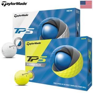 テーラーメイド 2019 TP5 ボール USA直輸入品|jypers