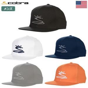 コブラ ゴルフ TOUR SNAKE SNAPBACK CAP 909300 メンズ キャップ 帽子...