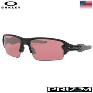 オークリー OAKLEY Flak 2.0 (Asian Fit) Prizm Dark Golf サングラス [OO9271-3761] USA直輸入品|jypers