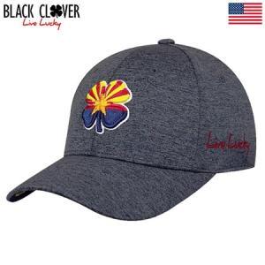 ブラッククローバー Black Clover ゴルフキャップ ARIZONA FLAG HEATHER L/XL USA直輸入品|jypers