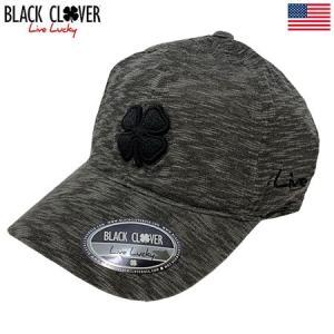 ブラッククローバー Black Clover ゴルフキャップ BC SLUB BLACK L/XL USA直輸入品|jypers