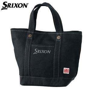 DUNLOP スリクソン SRIXON ラウンドトートバッグ GGF-B4008|jypers