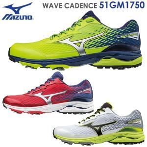 軽さと走りやすさをプラスした新しいスタイルの提案  ■品番:51GM1750 ■素材:甲材/合成繊維...