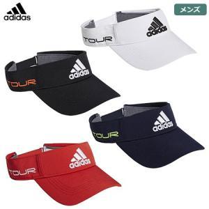 アディダス ツアー バイザー GUX64 メンズ サンバイザー 帽子 adidas 2020春夏