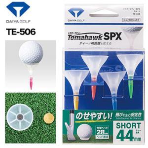 ダイヤ DAIYA トマホークティーSPX ショート TE-506