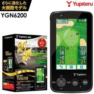 ユピテル Yupiteru ゴルフナビ YGN6200 簡単ナビシリーズ 制覇 jypers